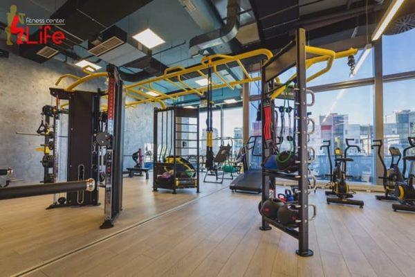 Fitness Centar 4 life Podgorica